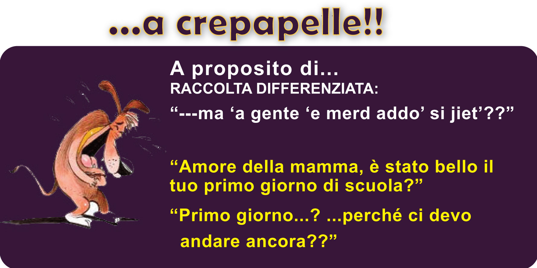 ...A CREPAPELLE